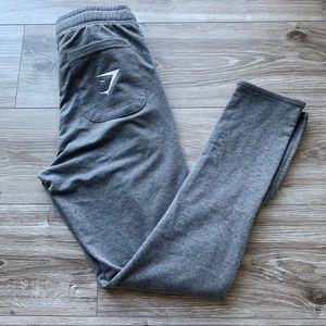 GYMSHARK Joggers Grey Size Small
